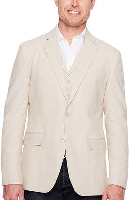 STAFFORD Stafford Classic Fit Suit Vest - Big and Tall