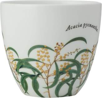 Maxwell & Williams Royal Botanic Gardens Tea Light Holder, Wattle