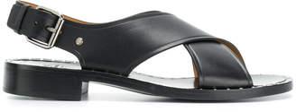 Church's crisscross flat sandals