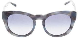 Michael Kors Summer Breeze Cat-Eye Sunglasses