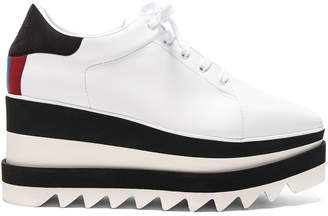 Stella McCartney Platform Sneakers $695 thestylecure.com