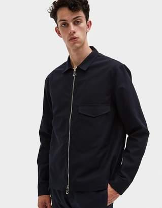 Need 95 Zip Shirt in Navy