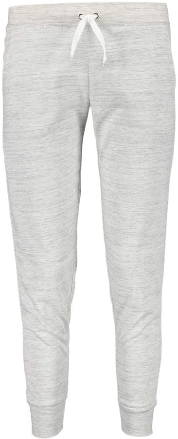 Gray French Terry Joggers - Women