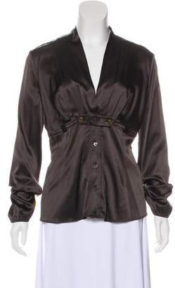 48511b36 Gucci Brown Women's Longsleeve Tops - ShopStyle