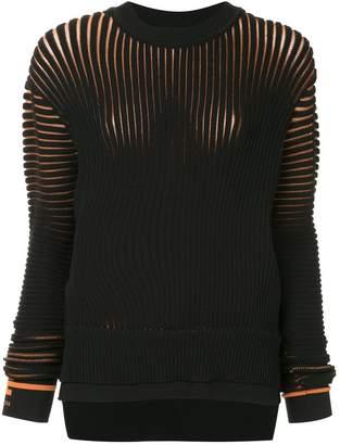 P.E Nation Glory knit jumper