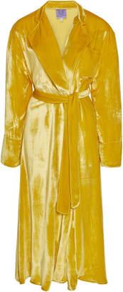 Thierry Colson Sacha Velvet Robe