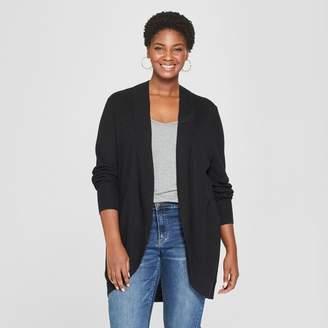 Ava & Viv Women's Plus Size Cocoon Cardigan