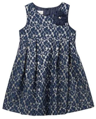 Pippa & Julie Lace Dress (Toddler Girls)