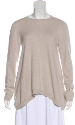 Brunello Cucinelli Cashmere Asymmetrical Sweater