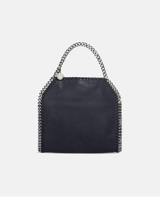 Stella McCartney Navy Falabella Deer Mini Tote