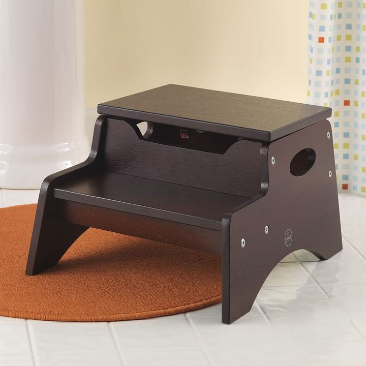 Kid Kraft Step 'N Store Stool