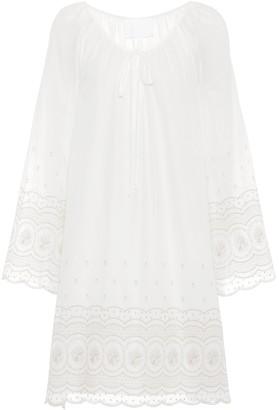 Athena Procopiou Sunday Morning cotton dress