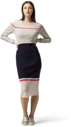 Tommy Hilfiger Summer Weight Colorblock Dress