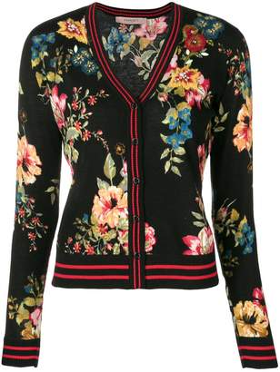 Twin-Set floral cardigan