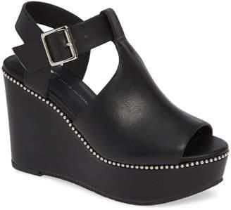 BC Footwear Here We Go Again Wedge Sandal