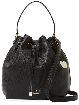 Kate SpadeLark Street Renna Small Leather Bucket Bag
