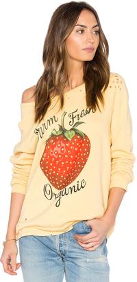 Lauren Moshi Noleta Vintage Pullover $150 thestylecure.com