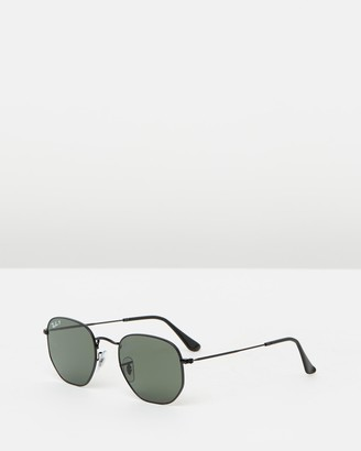 Ray-Ban Hexagonal Flat Lens Polarised
