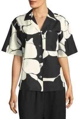 Marc Jacobs Printed Button-Down Shirt