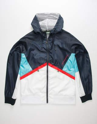 Lrg Drop Shot Mens Windbreaker Jacket
