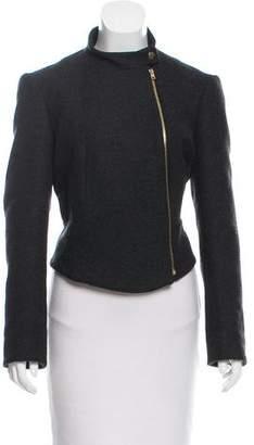 Tara Jarmon Tailored Wool-Blend Jacket
