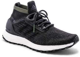 adidas UltraBoost All Terrain in Carbon & Black & White | FWRD
