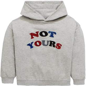 Very Slogan Hoody
