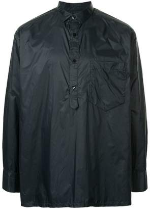 Kolor loose fitting shirt