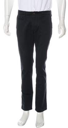 Wings + Horns Flat Front Skinny Pants