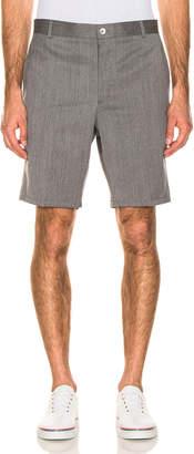Thom Browne Shorts in Medium Grey | FWRD