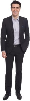 DAY Birger et Mikkelsen Men's Nick Dunn Modern-Fit Dot Unhemmed Suit