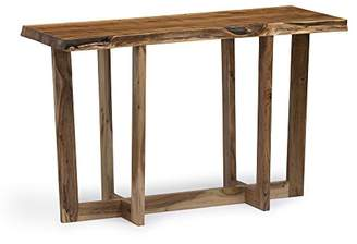 Berkshire Live Edge Solid Wood Media/Console Table