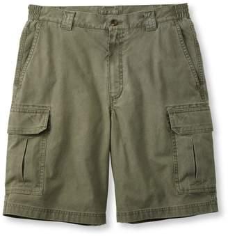 "L.L. Bean L.L.Bean Men's Tropic-Weight Cargo Shorts, Comfort Waist 10"" Inseam"