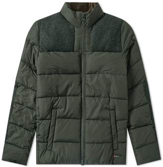 Barbour Dhow Heavyweight Quilted Jacket