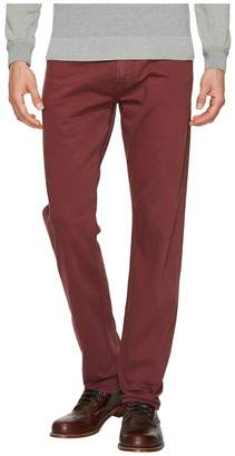 Mavi Jeans Marcus Regular Rise Slim Straight Leg in Rosewood Washed Comfort Men's Jeans