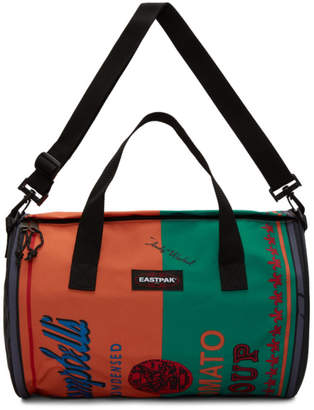 Eastpak Multicolor Andy Warhol Edition Can Duffle Bag