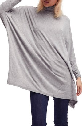 Women's Free People We The Free Terry Turtleneck
