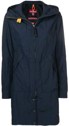 Parajumpers hooded shell raincoat