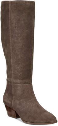 Style&Co. Style & Co Izalea Suede Dress Boots, Women Shoes
