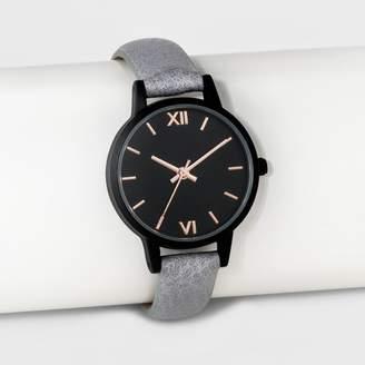 A New Day Women's Midi Strap Watch
