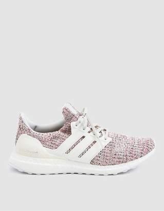 adidas UltraBOOST W Sneaker in Chalk Pearl/Cloud White/Shock Pink