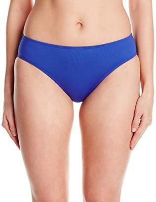 Lark & Ro Women's Basic Hipster Bikini Bottom