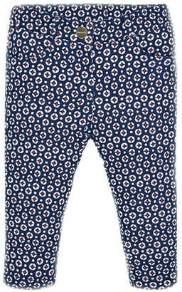 Mayoral Geo-Dot-Pattern Girls Trousers