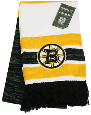 Reebok Boston Bruins Centre Ice Jacquard Scarf