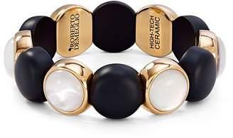 Roberto Demeglio Aura Large Two-Tone Stretch Bracelet