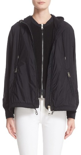 Moncler Women's Moncler Orchis Packable Short Raincoat