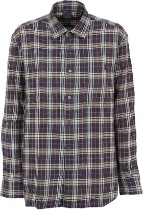 Aspesi Checkered Shirt