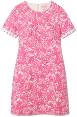 Lilly Pulitzer goop x Gwyneth Stretch Shift Dress