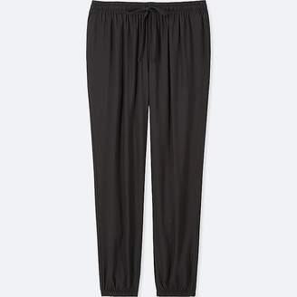 Uniqlo Women's Drape Jogger Pants