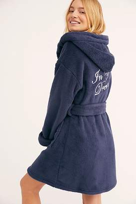 Wildfox Couture Hooded Robe